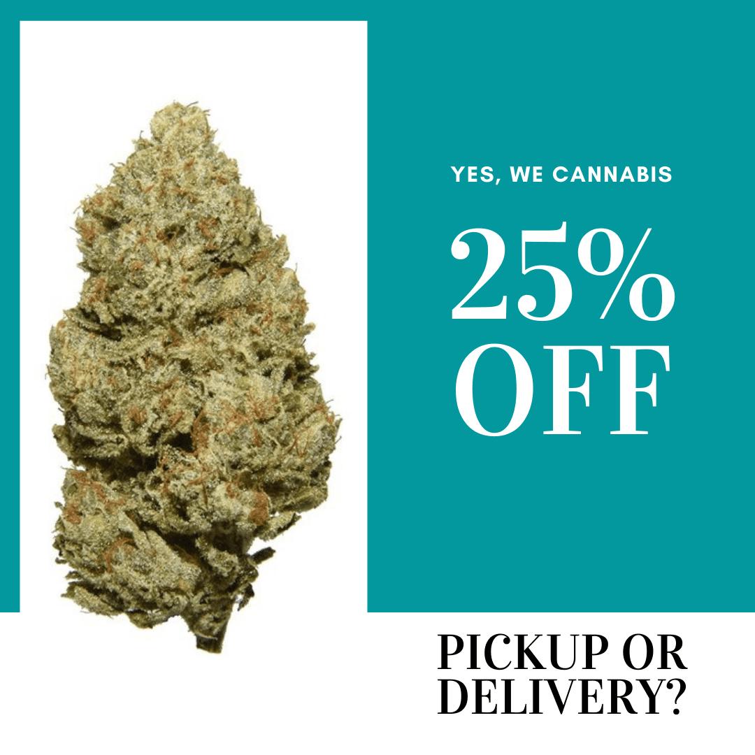 Cannabis Offer