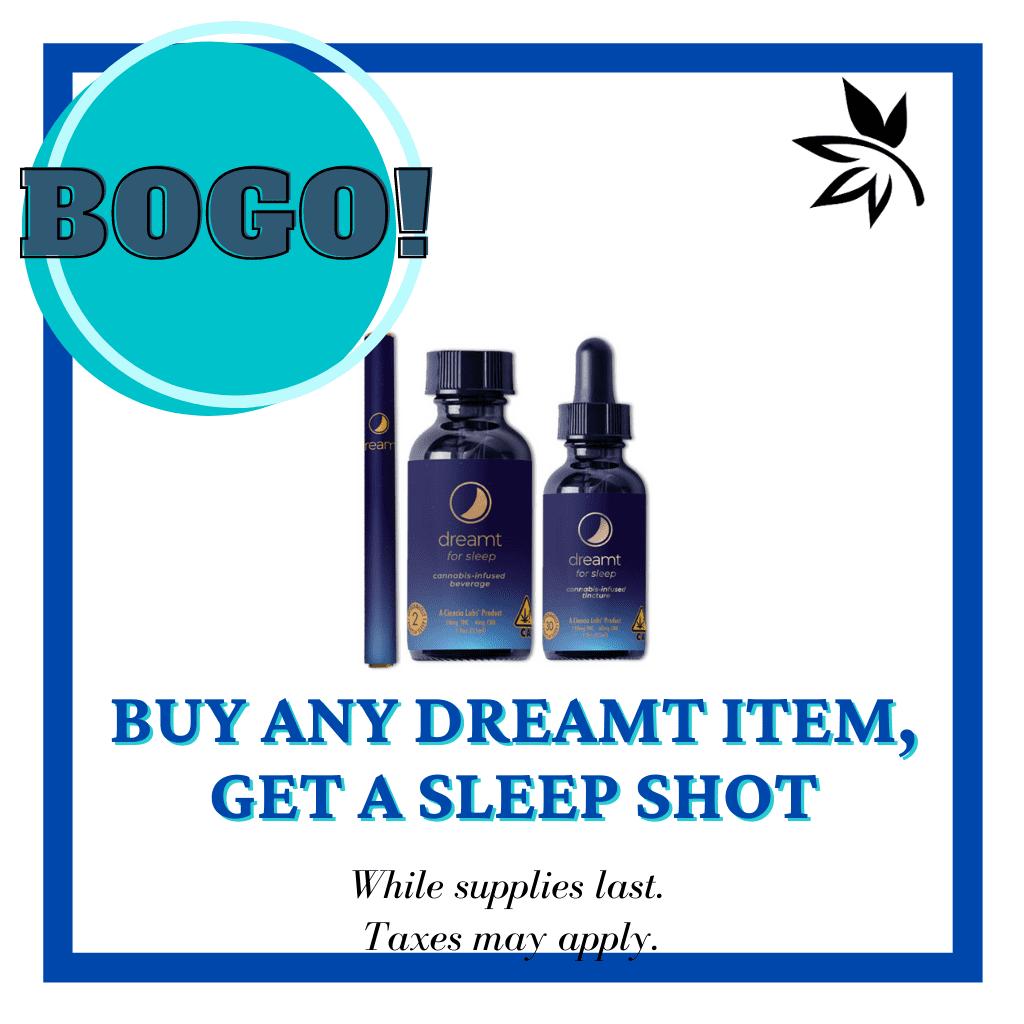 BOGO Special offer